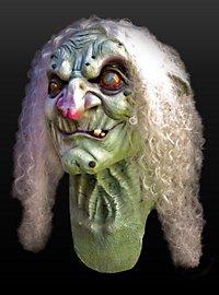 Hexe Maske aus Latex