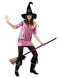 Hexe Strass Kostüm