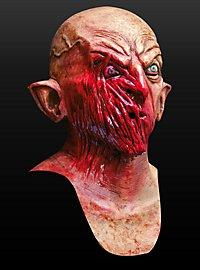 Hexer Maske aus Latex