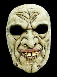 Hexer Maske des Grauens aus Latex