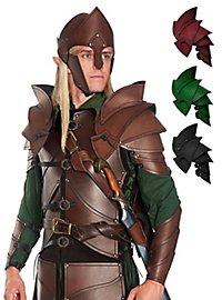 High Elf Shoulder Guards brown
