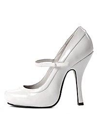 High Heels Damenschuhe weiß