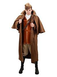 Highwayman Coat brown
