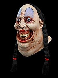 Hillbilly Schönheit Maske aus Latex