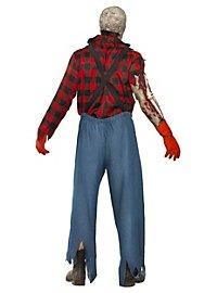 Hinterwäldler  Zombie Kostüm