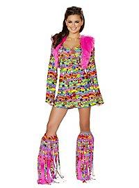 Hippie Hottie Premium Edition Costume