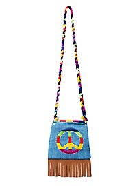 Hippie Peace Bag