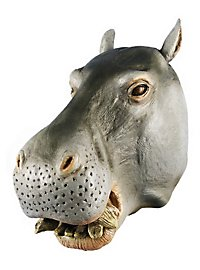Hippopotame Masque en latex