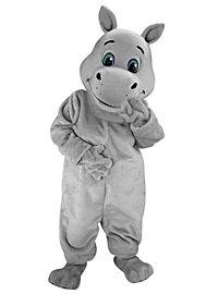 Hippopotamus Mascot