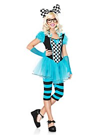Hipster Alice Costume for Teens
