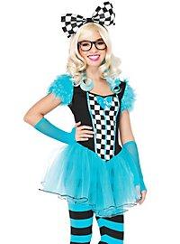 Hipster Alice Kostüm für Jugendliche