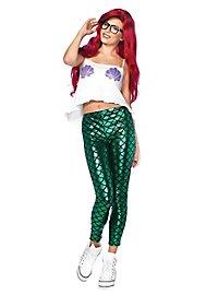 Hipster mermaid costume