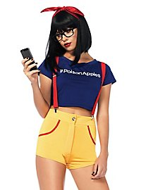 Hipster Snow White costume