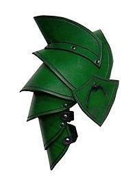 Hochelf Schultern grün