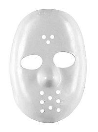 Hockey mask white