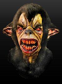 Höllenhund Maske aus Latex