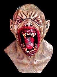 Höllenkreatur Maske aus Latex