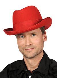 Homburger Hat red