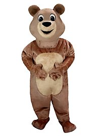 Honey Bear Mascot
