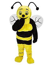 Honigbiene Maskottchen