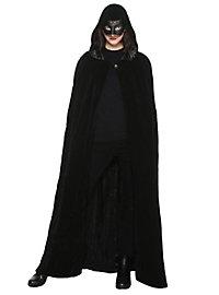 Hooded Cape black