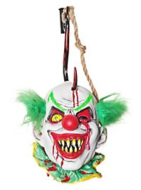 Hooked Clown Hanging Decoration