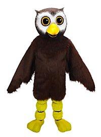 Hoot Owl Mascot