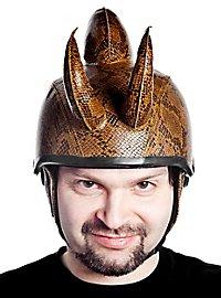 Horned Lizard Crazy Helmet