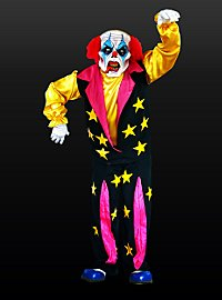 killer klowns shorty costume with mask. Black Bedroom Furniture Sets. Home Design Ideas