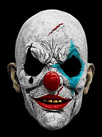 Horror Clown Maske des Grauens aus Latex