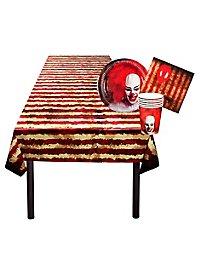 Horror Clown Party Table Decoration Set