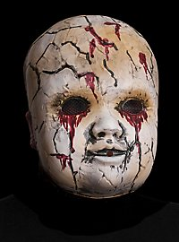 Horror Doll Half Mask