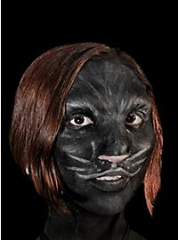 Horror FX Cat Foam Latex Mask