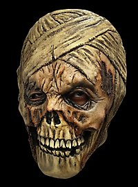 Horror mummy mask of horror