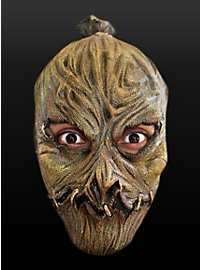 Horror Scarecrow Kids Mask Made of Latex