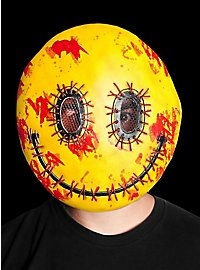 Horror Smiley Halbmaske