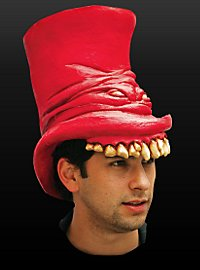 Horror Top Hat red