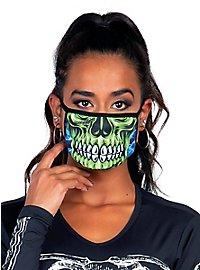 Horror Totenkopf Mundschutz Maske