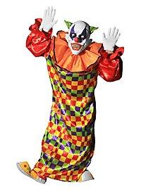 Horrorclown Giggles Kostüm mit Maske