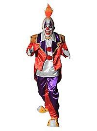 Horrorclown Zirkusdirektor Kostüm