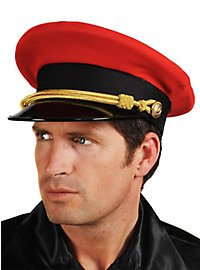 Hotel Concierge Hat