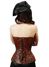 Hourglass Corset Pirate