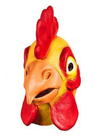 Huhn Maske aus Latex
