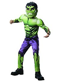 Hulk Comic Child Costume