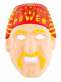 Hulk Hogan Kindermaske aus Kunststoff
