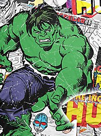 Hulk T-Shirt Comic Allover
