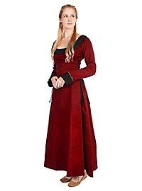 Dress - Kristina, red