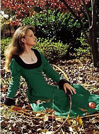 Hunting Lady green Costume