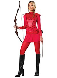Huntress costume lady