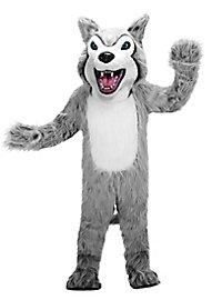 Husky sauvage Mascotte
